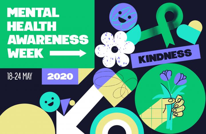 Spreading kindness this Mental Health Awareness week